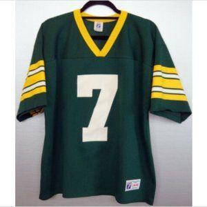 Vintage Green Bay Packers #7 Football Jersey Men L